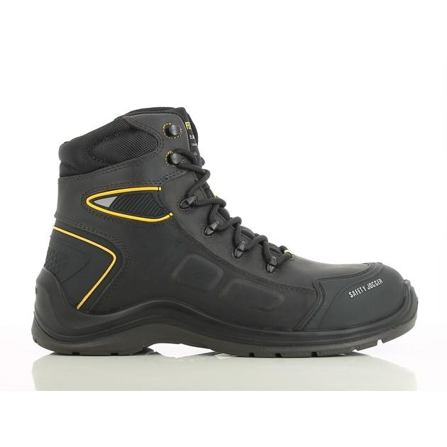 Sepatu Safety Jogger TURBO Safety Shoes Casual Sepatu Safety Kulit Composite  S3  524b80e582