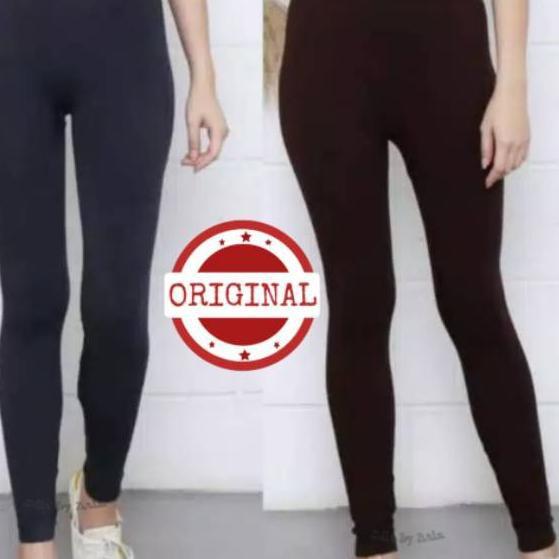 A New Oz Produk Terbaik Leging Tebal Import Double Stretch Legging Olahraga Celana Leging Hi Shopee Indonesia