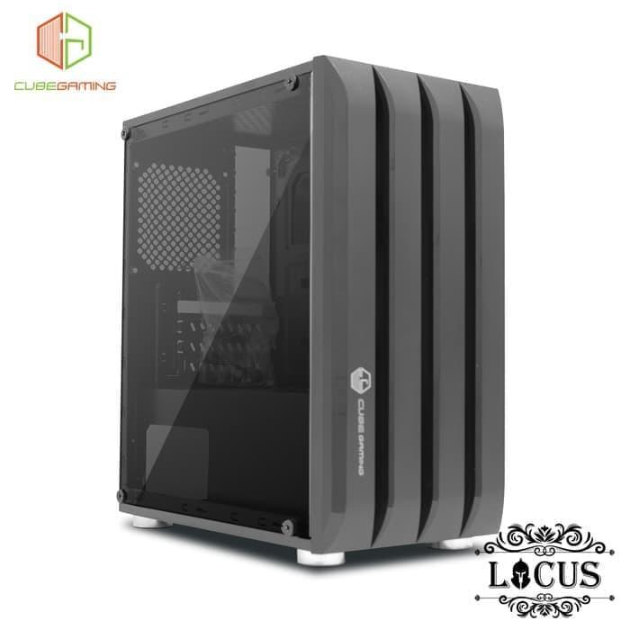 Casing Cube Gaming Locus Shopee Indonesia