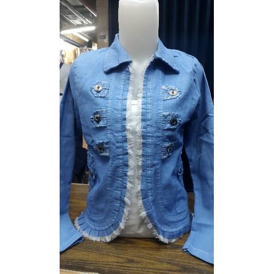 Dapatkan Harga levis wanita Outerwear Blazer Diskon  5ed10266d7
