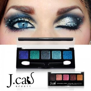 J.CAT SPARKLING CREAM PALETTE