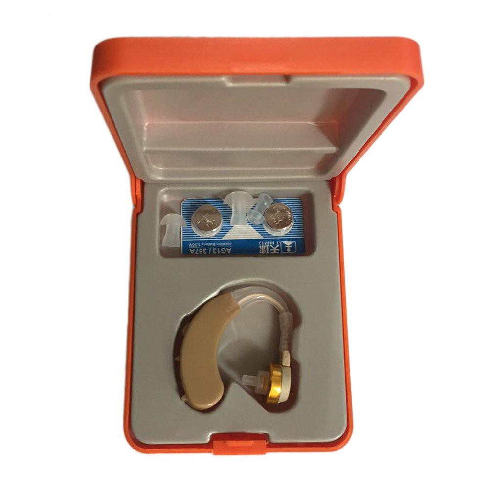 Alat Bantu Dengar Mini Adjustable Orang Tua Tuna Rungu Dibalik Telinga Suara Digital Voice Amplifier | Shopee Indonesia