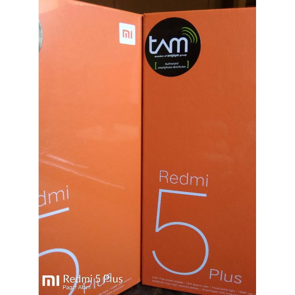 Redmi 5 Ram 3gb Black Garansi Tam Shopee Indonesia Xiaomi 3 Internal 32 Resmi
