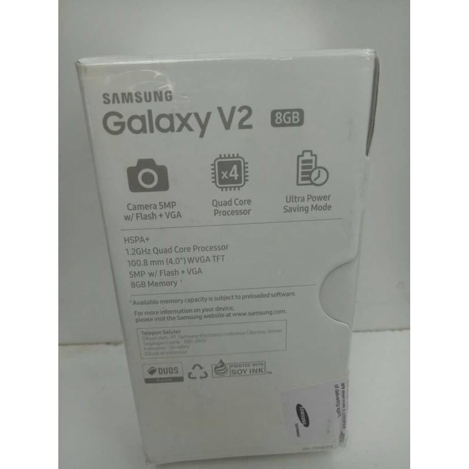 Samsung Galaxy V2 Sm J106 8gb Black Daftar Harga Terbaru Dan Mi Redminote Ram 2 16 Gb Dualpro 12ghz