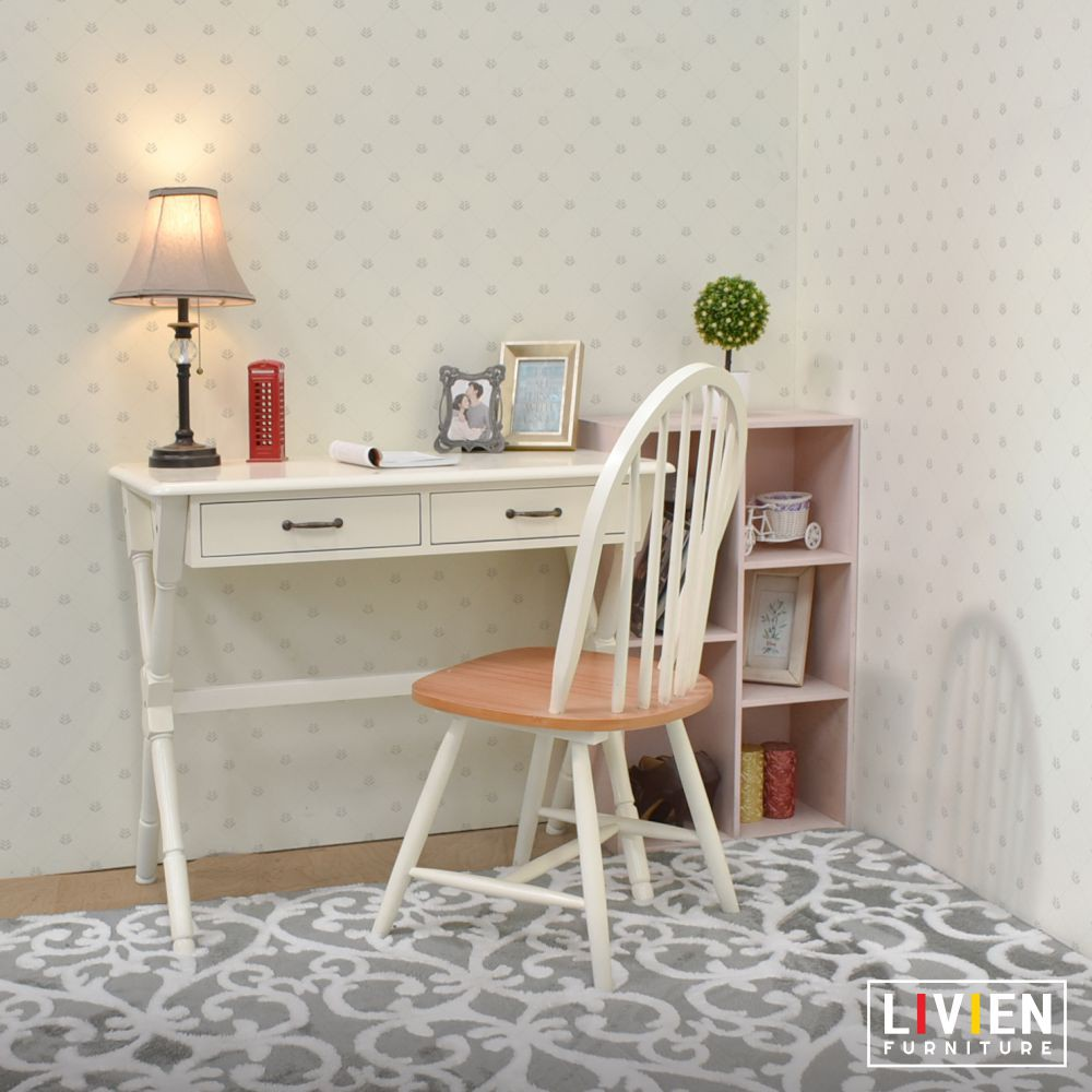 Meja Belajar Avilla Mini Desk Livien Furniture Shopee Indonesia Set Naomi Rak Buku Kursi