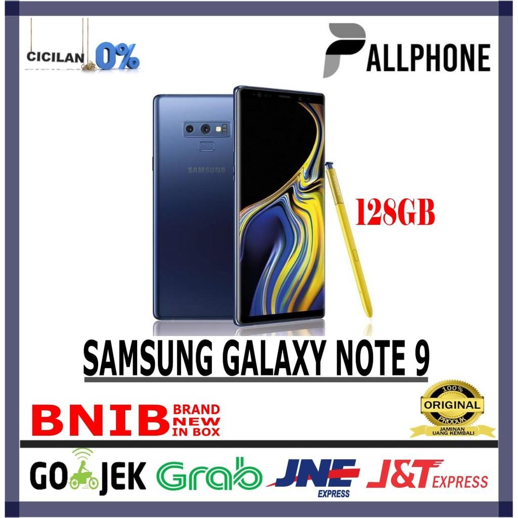 Ready Stock Samsung Galaxy Note 9 128gb Piton B310e Handphone