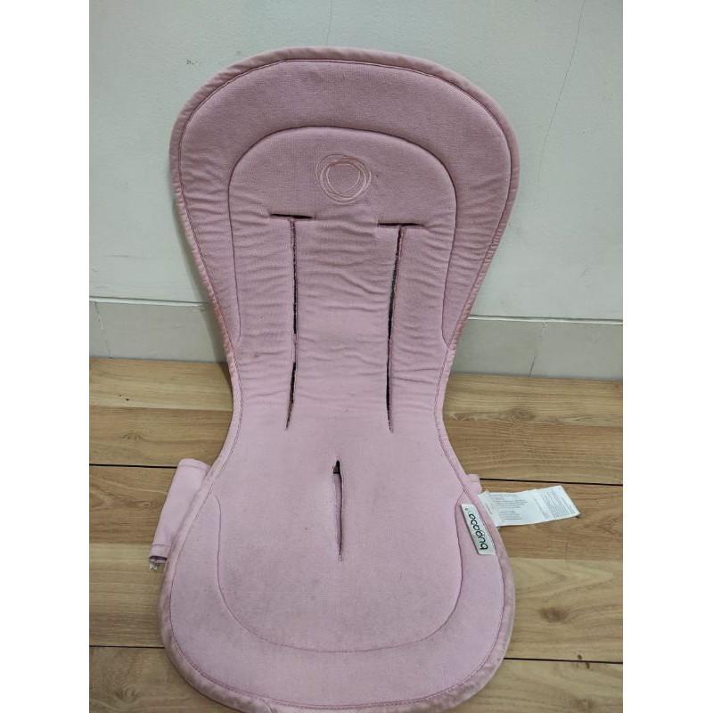 Preloved Alas Stroller Bugaboo Seat Liner / Stroller Pad Bugaboo Soft Pink