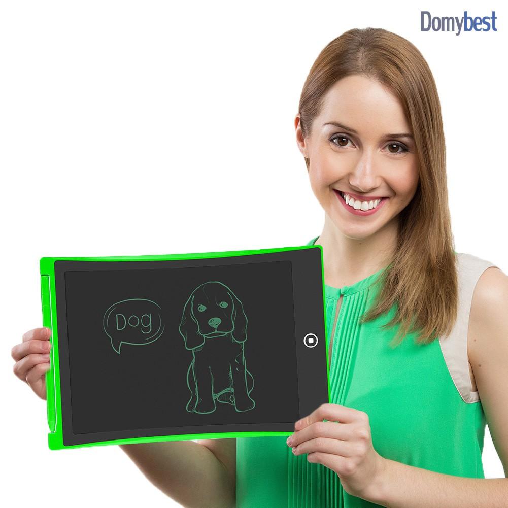 Lcd Drawing Writing Tablet 44 Papan Tulis Gambar Anak Dan Dewasa 8 5 Inch Shopee Indonesia