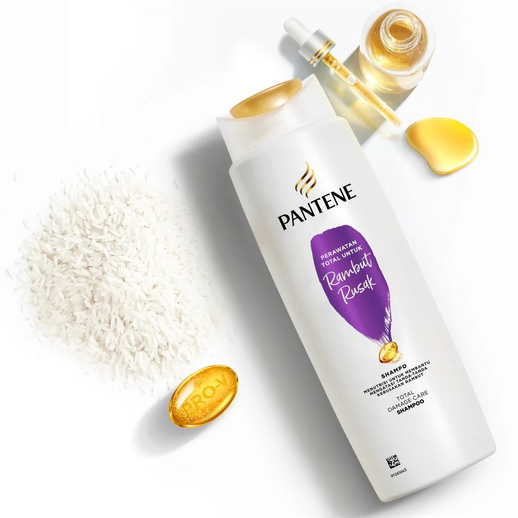 Shampoo Pantene Pro-V 130ml-Ungu