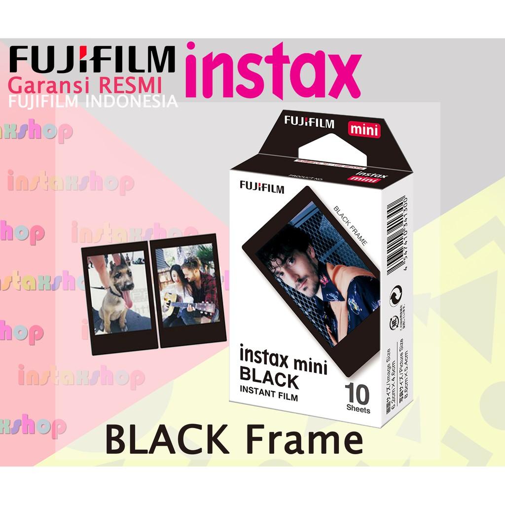 Fujifilm Instax Wide Film Monochrome Single Shopee Indonesia Mini 8 Garansi Resmi Kuning