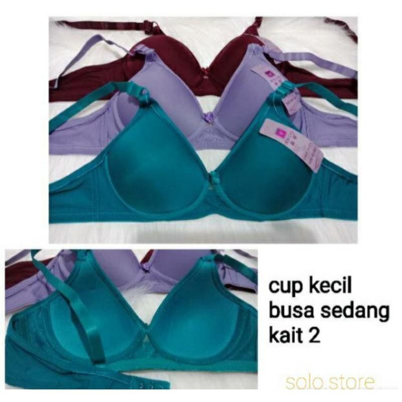 NEW!!! BH XIANCAO CUP KECIL//CUP SEDANG//BH MANTINGYA//BH YIYI CUP SEDANG BUSA TIPIS
