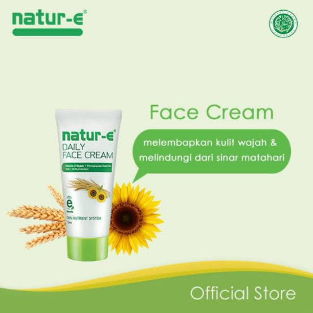 Natur E Face Cream