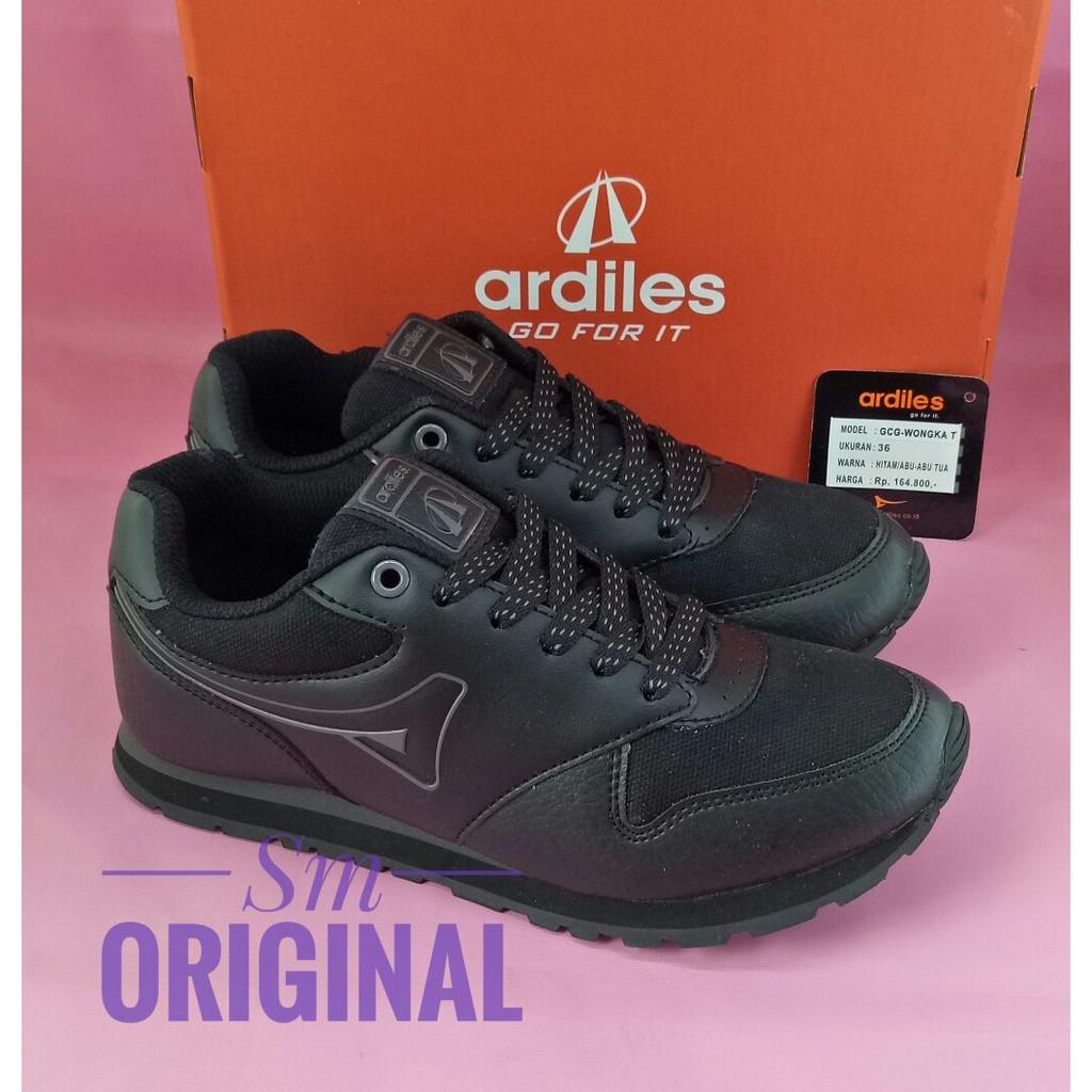 Sepatu Running Ardiles Deriantsj Biru Merah 39 43 Shopee Indonesia 770 Men Futsal Soccer Shoes Kuning 42