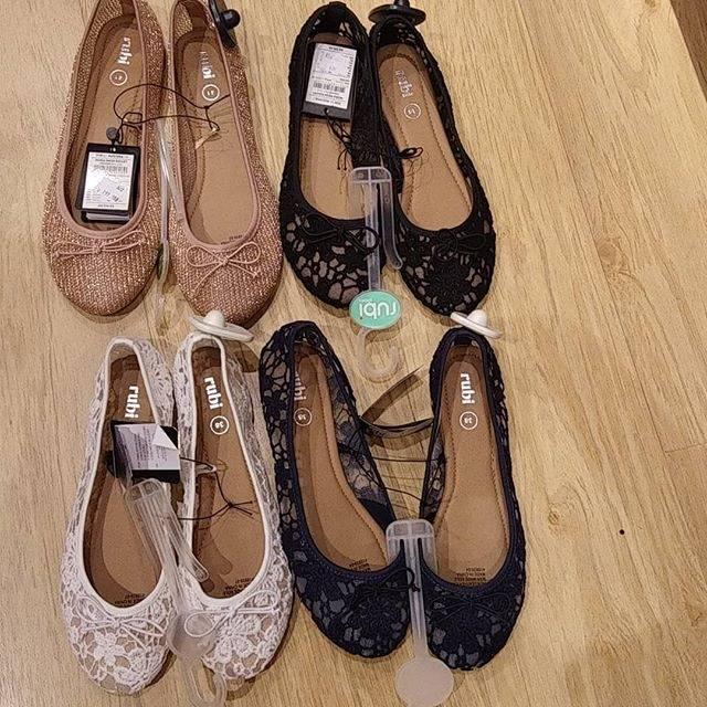 Dorico Sepatu Rubi Babypink.. Original. Rubi Shoes Best Seller Ready  Flatshoes Wanita Murah  9019bfe3d8