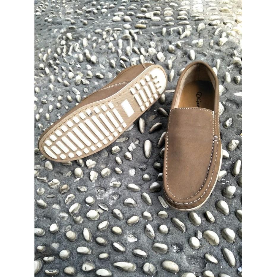 New Men Sandals 1640 Black Yellow Dr Kevin L4 Original Shopee Mens 1646 Hitam 39 Indonesia