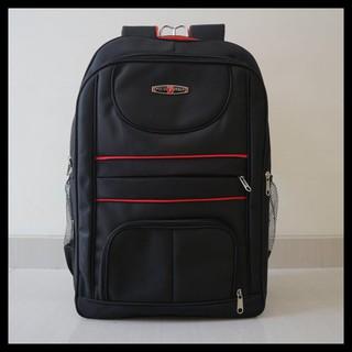Tas Ransel Backpack Polo Kerja Sekolah Laptop Kantor Pria Cowok Besar Murah Hitam Elegan Mewah Kode | Shopee Indonesia