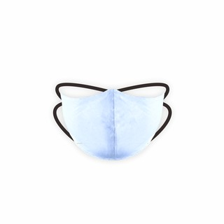 Masker Kain Anti Virus DK DOUBLE PROTECTION HEADLOOP MASK - isi 3 pcs