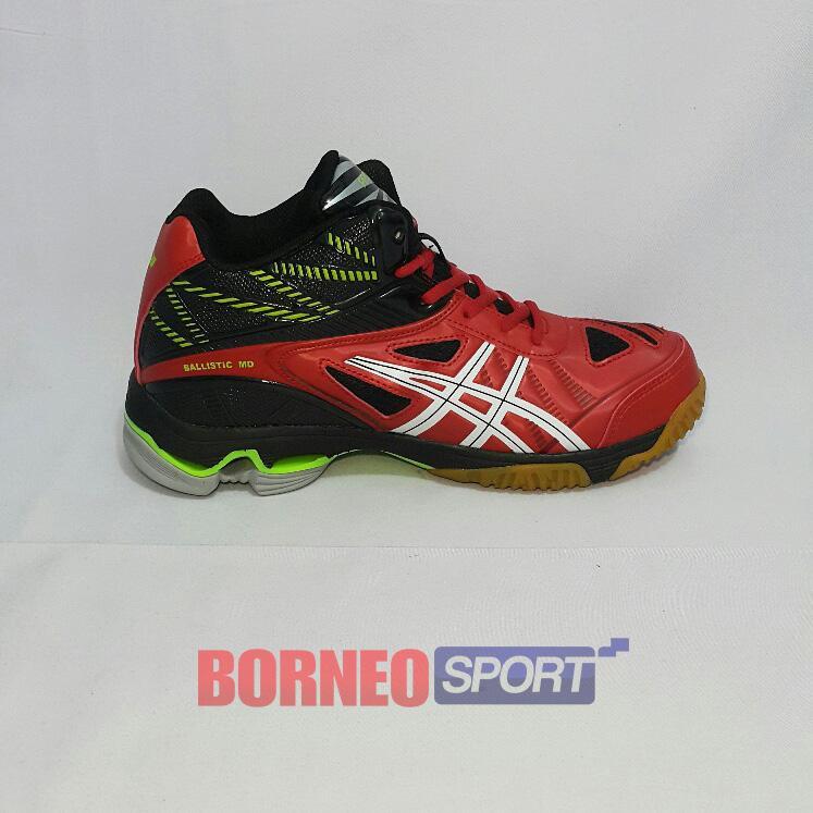Sepatu Volley Professional Turbomax Profesional Volly Voli Ballistic ... 267e9031c1
