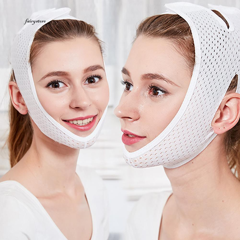 ... Angkat Masker Tipis Sabuk Tali Tali Shaper. Source · FAIRY Sabuk/Strap Pengangkat Dagu Wajah Bentuk V Model Bandage untuk Melangsingkan Pipi/Anti