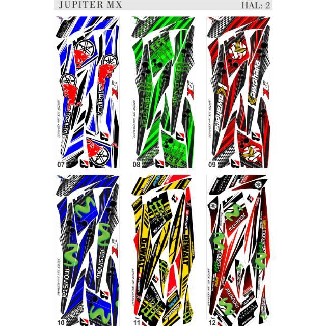 Striping mx 135