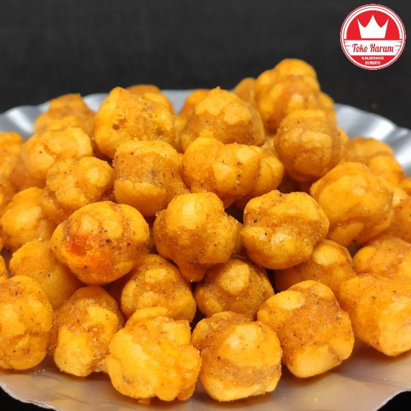 Pilus Ribut Pilus Arab 250 Gram Harum Snack Official Snack Kiloan Cemilan Makanan Ringan Shopee Indonesia