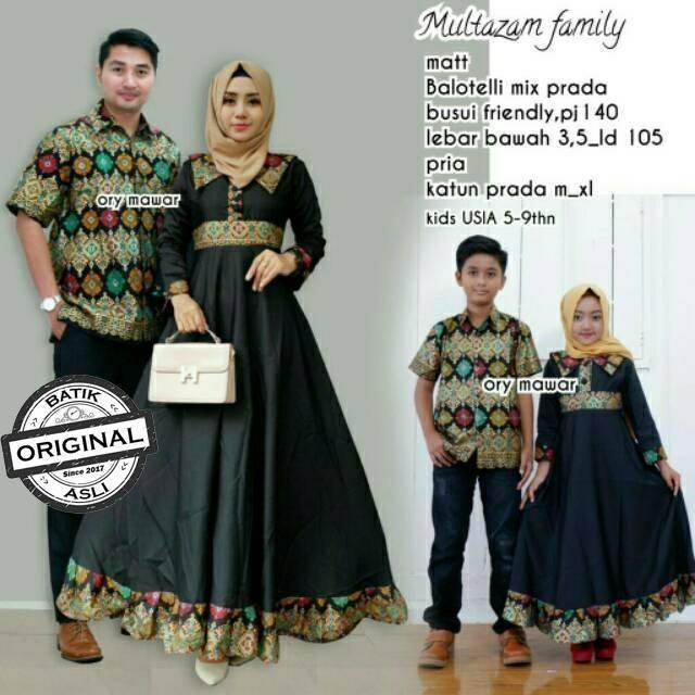 RAMADHANI LITA couple batik keluarga  788dbb302b