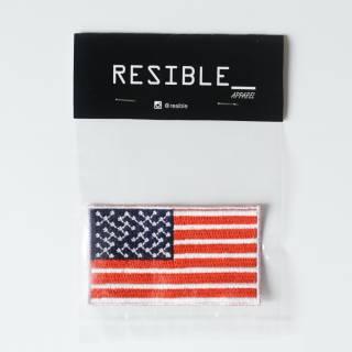 Flag And Emblem >> Usa United States Of America Flag Bendera Amerika Patch Bordir Emblem Badge