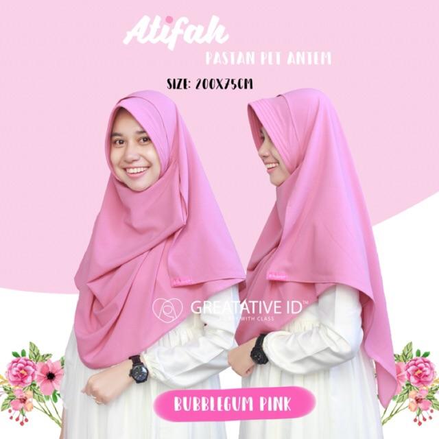 Jilbab Pashmina Instan 2 Lubang / Pastan Zakia Sala Instan Diamond Crepe 2 Sloop | Shopee Indonesia