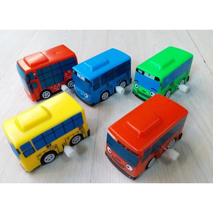 Mainan Tayo The Little Bus Putar Isi 5 Pcs No Dk 01 Shopee Indonesia