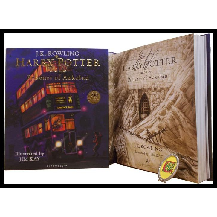 Buku Novel Import Bahasa Inggris. Harry Potter And The Philosopher's Stone: The Illustrated Ed