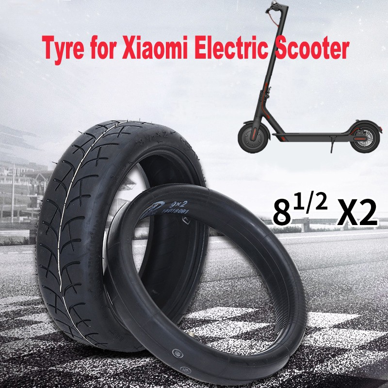 Rubber Wheel Tire Inner Tube For Xiaomi M365 PRO Electric Scooter Spare Parts