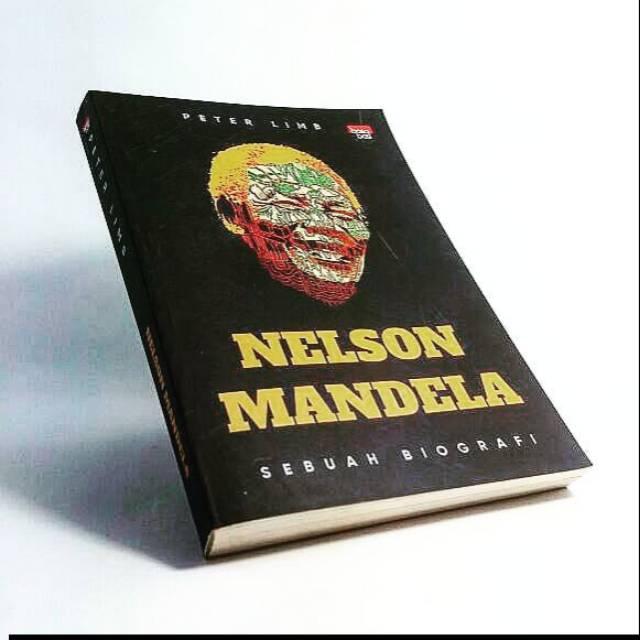 Buku Nelson Mandela Sebuah Biografi Shopee Indonesia