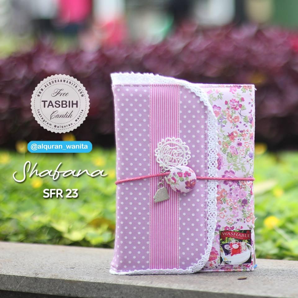 Alquran Rainbow Cantik Shafana Ungu Muda Plus Bonus Tasbih Digital Dan Al Matsurat Shopee Indonesia