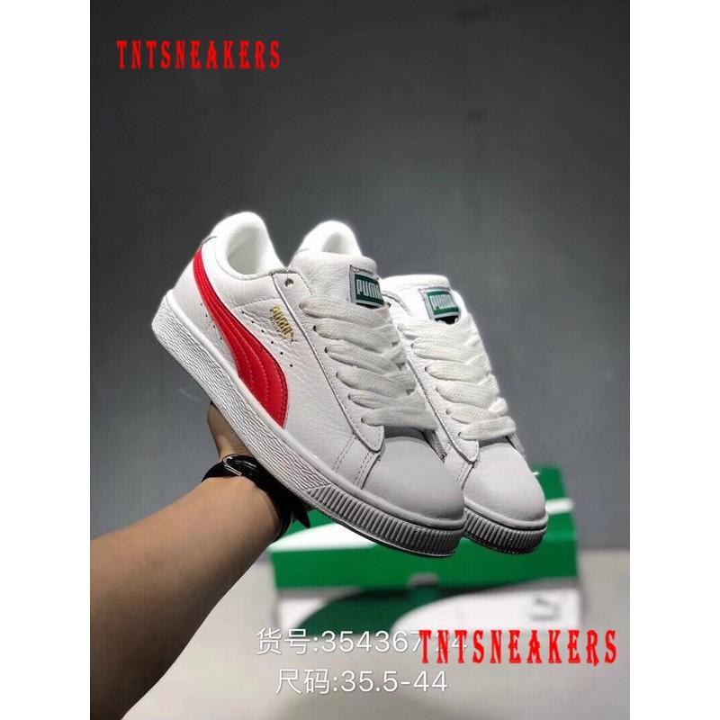 ffc8c1fe4fc616 Puma Sepatu Sneakers Klasik untuk Wanita 602