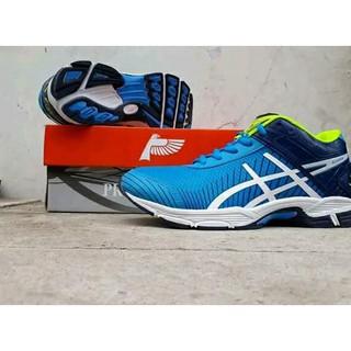 (PROMO) SEPATU VOLLY LARI RUNNING VOLI PROFESSIONAL JAPAN PROFESIONAL  RUNNER ! - Abu -abu Tua 7dd5079979