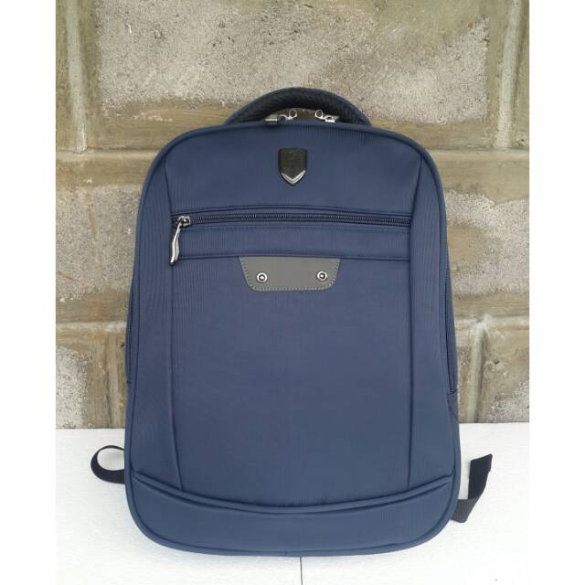 Palo Alto 92327-2 Tas Ransel Laptop Nylon 12 inchi Free Raincover Produk  Import  27c0948674