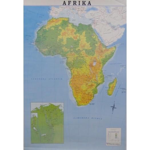 Langsung Order Peta Benua Afrika Lipat Murah Shopee Indonesia