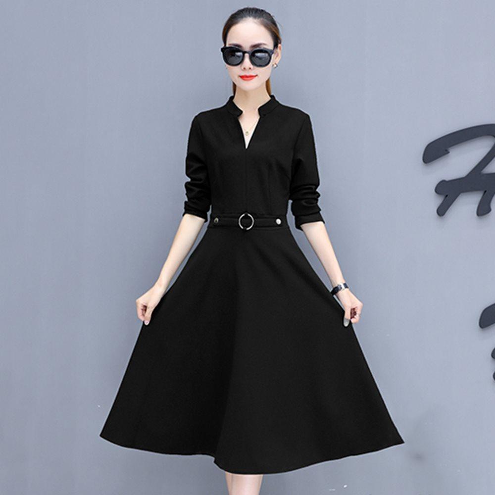 Dress Mini Pendek Elegan Gaya Vintage  d6ae15dea4