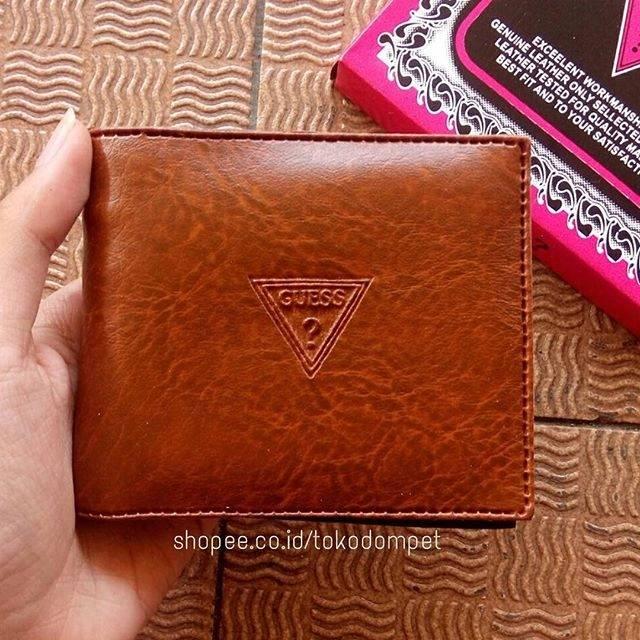 CBR Six | Dompet Pria Fashion Warna Hitam Coklat | Dompet Pria Dewasa / Pria Remaja | GYC 373 | Shopee Indonesia