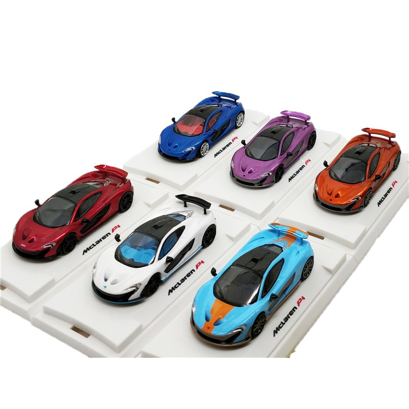 Supercars Gallery: Mclaren P1 Model Car