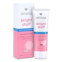 Emina Bright Stuff Moisturizing Cream For Acne Prone Skin ...