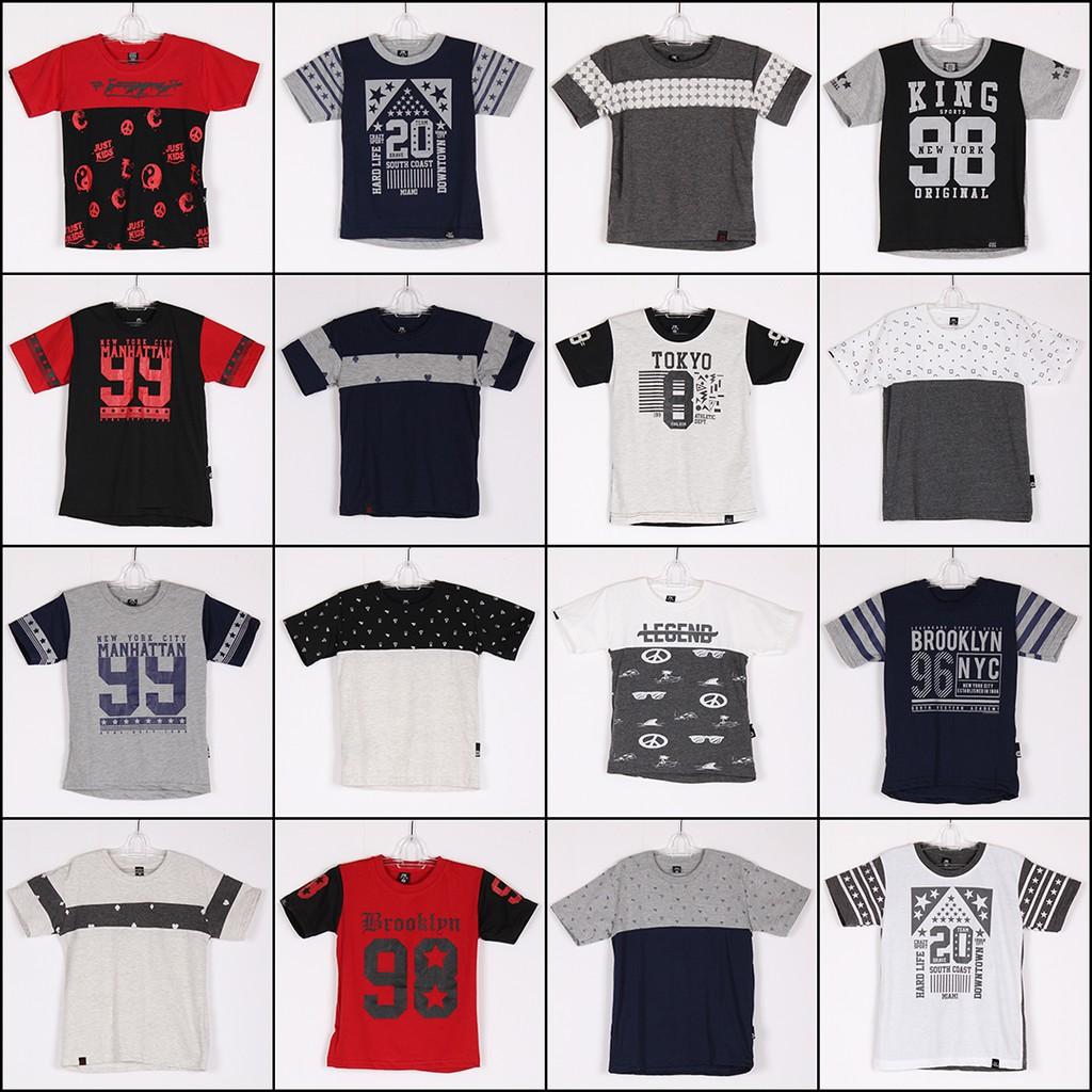 Belanja Online Pakaian Anak Laki Fashion Bayi Shopee Kaos Pria Lengan Pendek Cabanna Black Floral Shirt Indonesia
