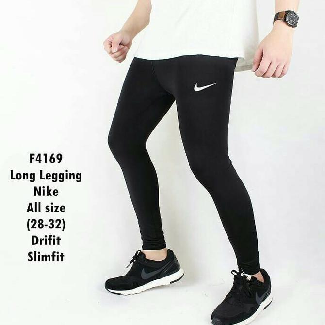 Celana Legging Panjang Pria Wanita Nike Sport Gym Terbaru Shopee Indonesia