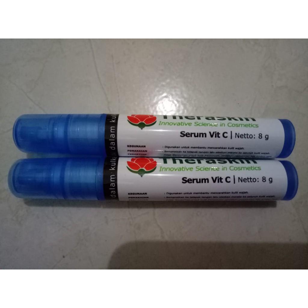 Serum Vit C 10 Theraskin 8ml Shopee Indonesia