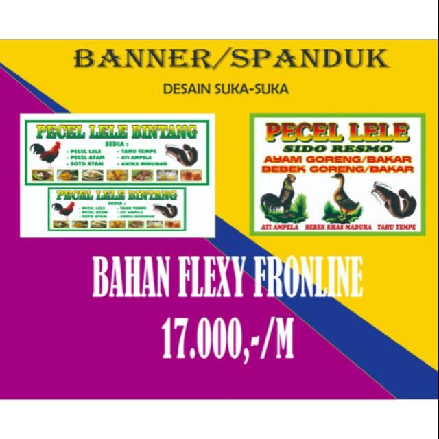 Desain Banner Banner Soto Ayam - kumpulan contoh spanduk