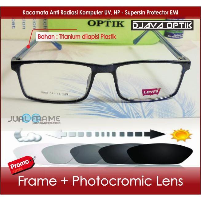 Frame Kacamata Korea Bulat Round Classic 6072 Bisa Pasang Lensa Minus   Kacamata Fashion Pria Wanita  e5465355ab