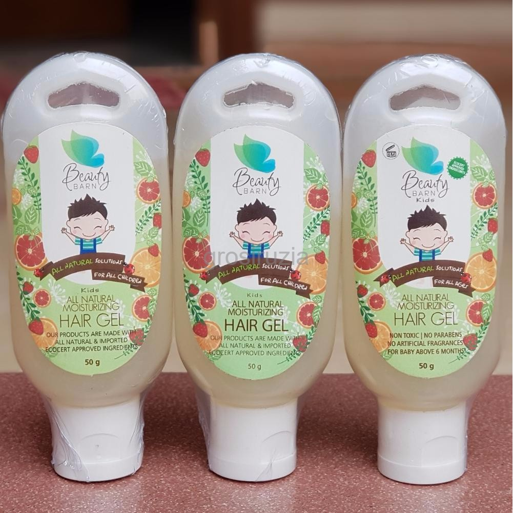 Hot Beauty Barn Moisturizing Hair Gel 50 Gr Perawatan Bayi Kiddycuts 130 Ml Shopee Indonesia