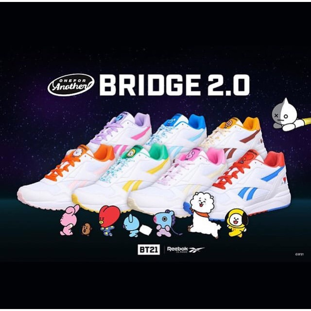 edd29ba4cd6a BT21 x Reebok Shoe (Completerret 2LCS   Bridge 2.0)dss