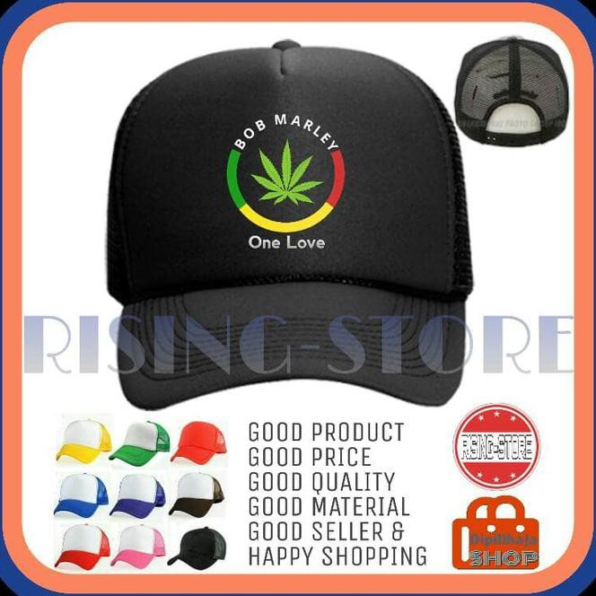 Topi kupluk Jamaica Marley Bob  0f5e140999