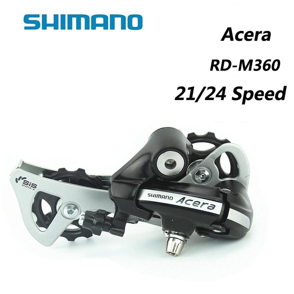 SHIMANO Alivio RD-T4000 Rear Derailleur 9-speed black 2018 MTB Derailleurs
